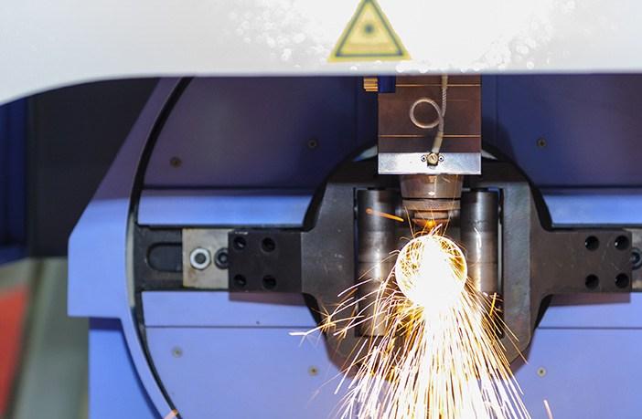 Rohre Laserschneiden