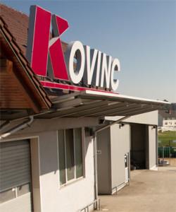 Unternehmen Kovinc