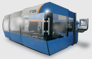 Maschine für Laserschneiden