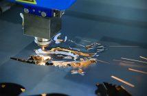 Laserschneiden von komplexen Formen