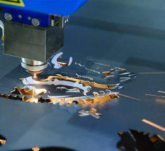 Laserschneiden von komplexen 3D-Formen