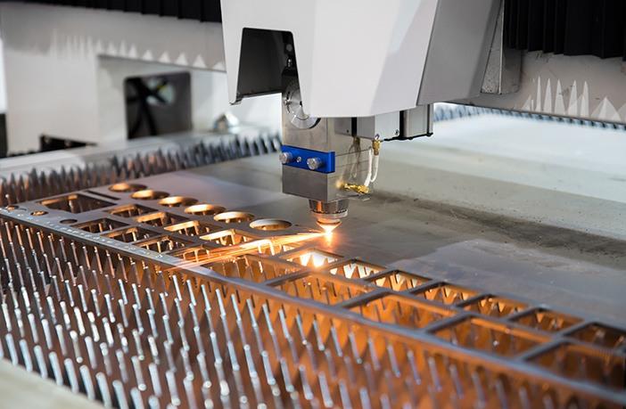 Laserschneiden als Outsourcing