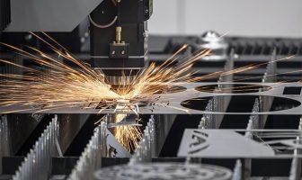 Verfahren beim Laserschneiden